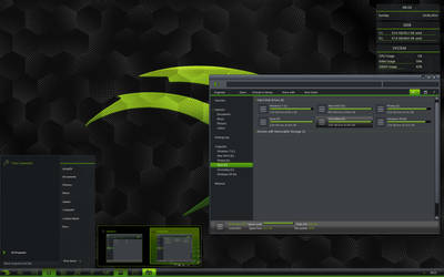 nVidia Desktop for Windows - WIP