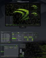 nVidia Desktop - Final preview by yorgash