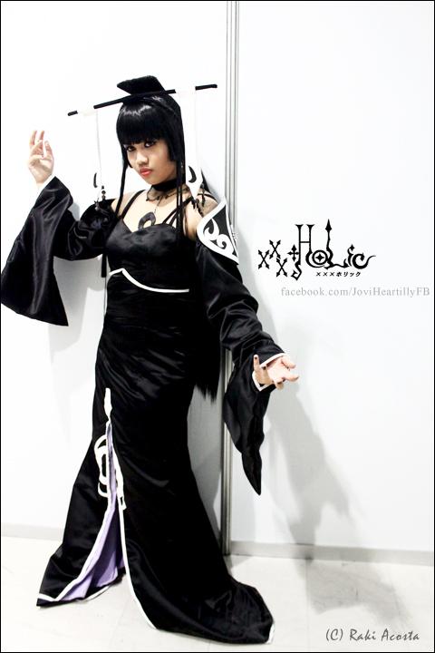 xxxHOLIC: Yuuko Ichihara by JoviClaire
