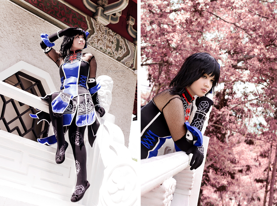 DW7 Wang Yi: Blossoms In Revenge by JoviClaire