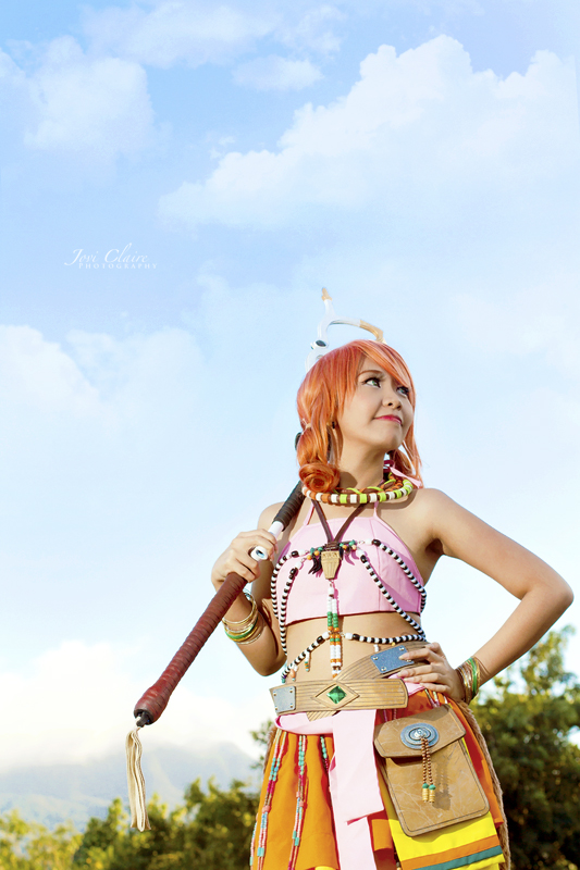 Final Fantasy XIII: Oerba Dia Vanille by JoviClaire