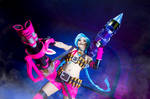 League of Legends: Jinx' Friends