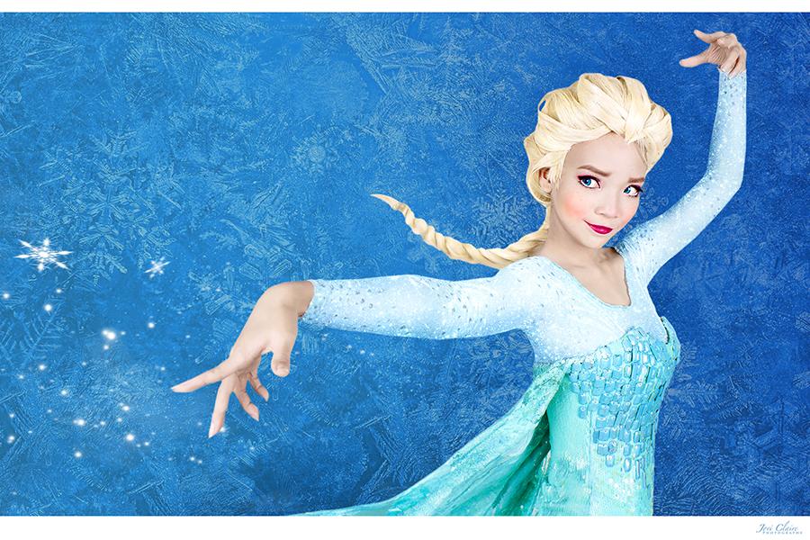 Frozen: Elsa by JoviClaire