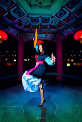 Mulan: Fa Mulan by JoviClaire