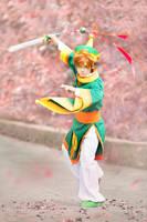 Cardcaptor Sakura: Li Syaoran by JoviClaire