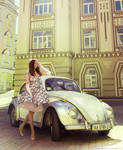 In style of 60s by Ryzhervind