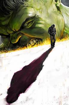 The Hulk vs. Bruce Banner