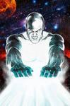 The Silver Surfer-Cosmic Blast
