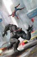 Villain's Poll-Venom by carstenbiernat