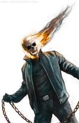 Ghost Rider by carstenbiernat