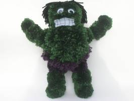 The Hulk -SMASH!!