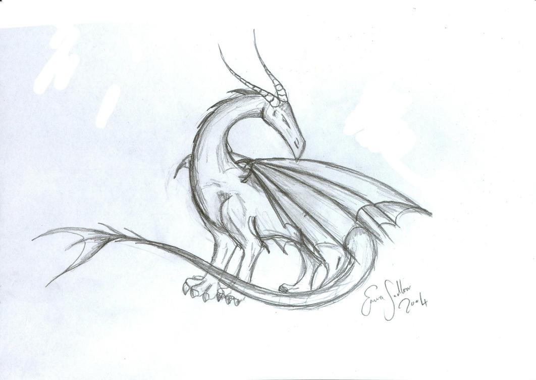 Dragon sketch: Kororitha by Dragon-Friends on DeviantArt