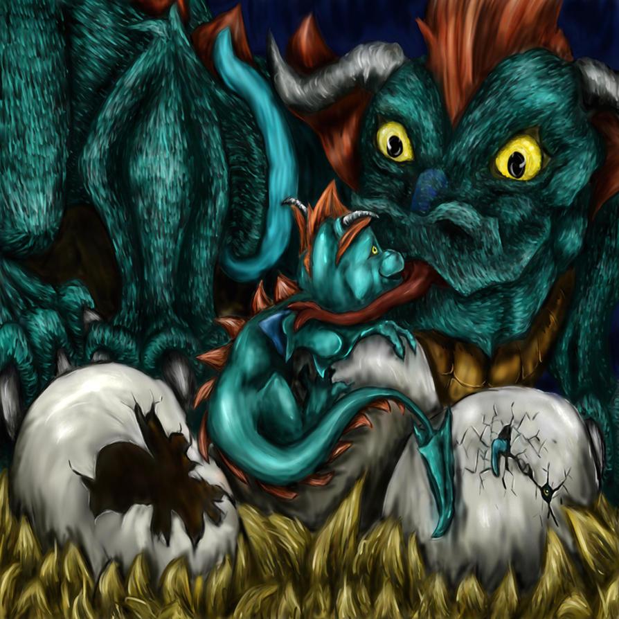 Dragon Nest by Dragon-Friends