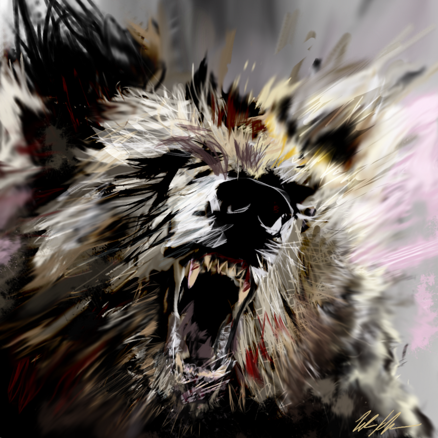 Terror by TyStaDye