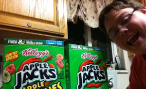 Apple Jacks by KayCStreet
