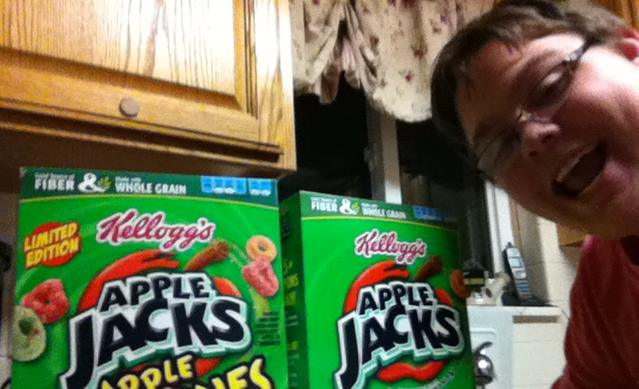 Apple Jacks by KayCStreet