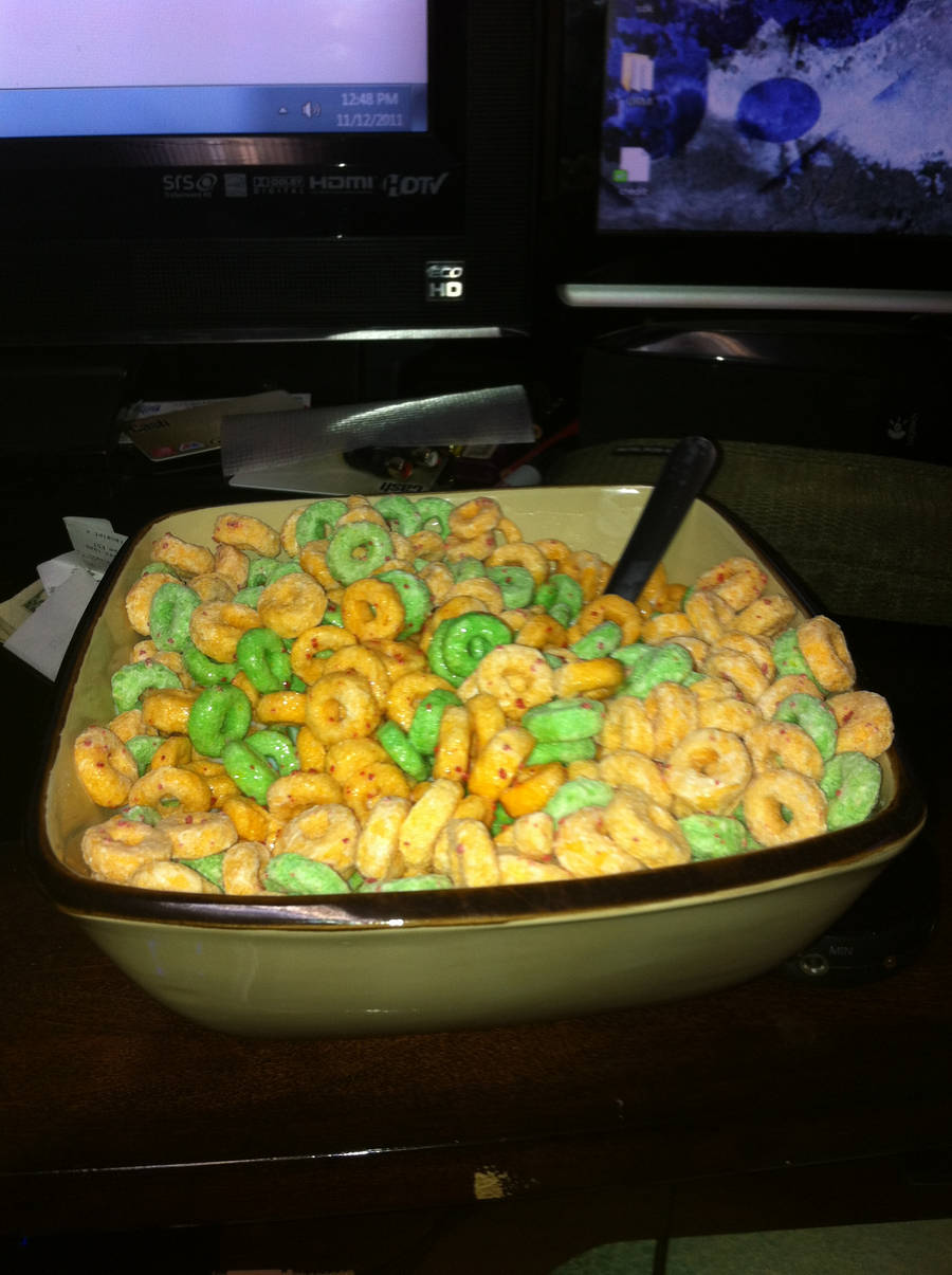 Apple Jacks Cereal is Best Cereal by KayCStreet