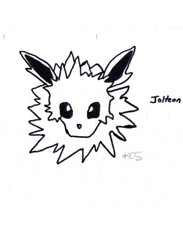 Jolteon by KayCStreet