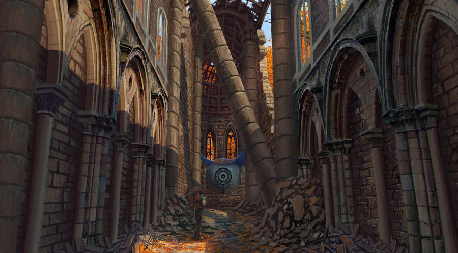 learn squared, intro to environment painting by joldi