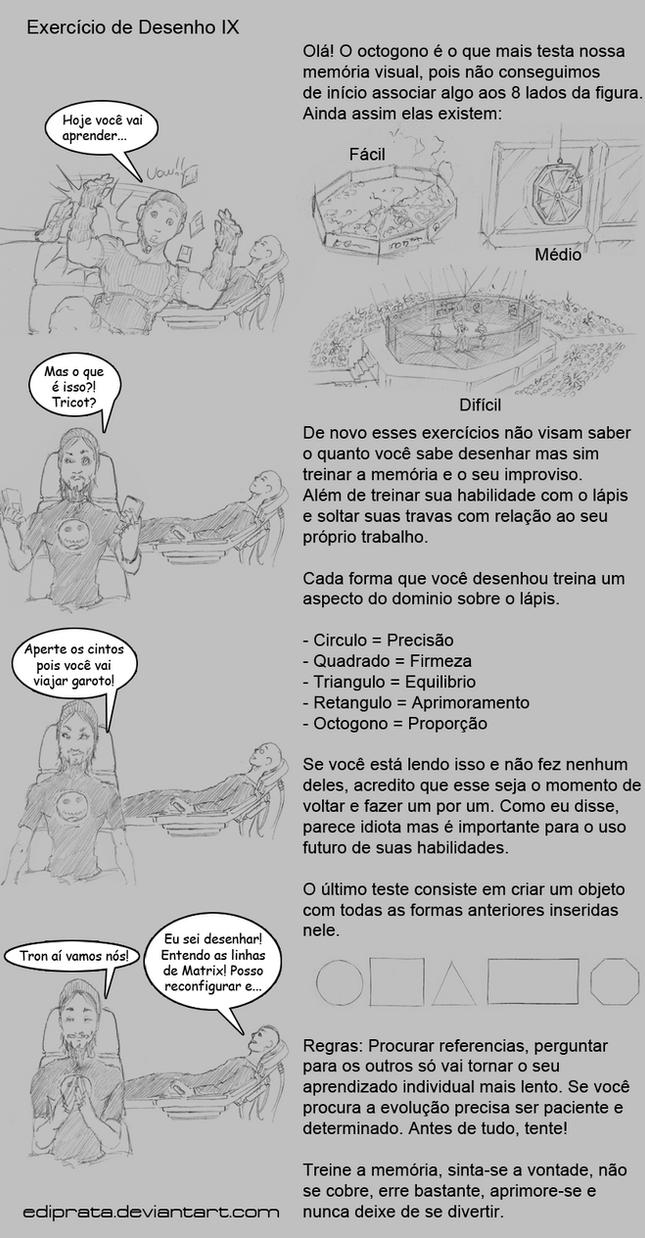 Exercicio de Desenho VI by ediprata