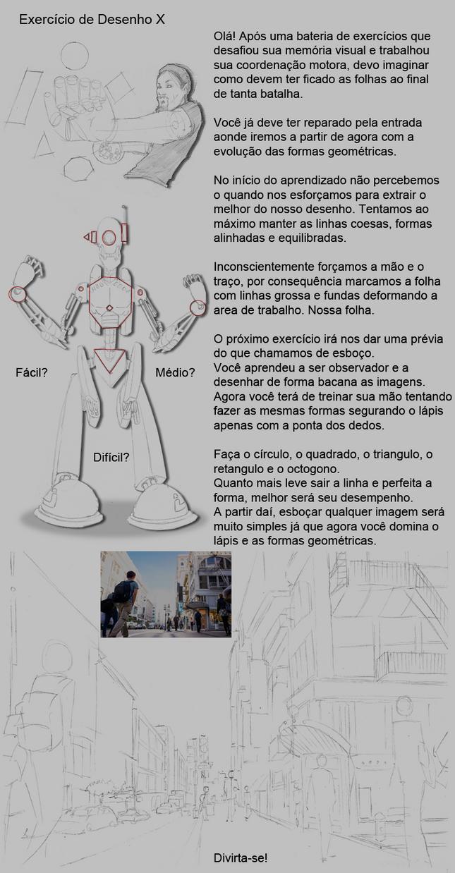 Exercicio de Desenho VII by ediprata