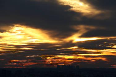 Flamboyant sky (8) by Feelin3