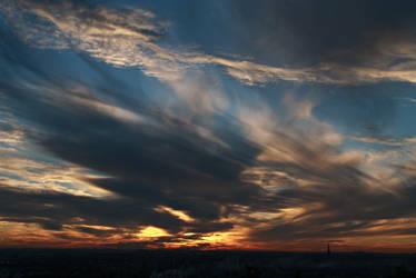 Flamboyant sky (9) by Feelin3
