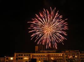 Fireworks by Thanat05