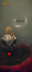Alone by LaurelinAureo