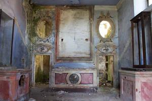 Abandoned Church by LaurelinAureo