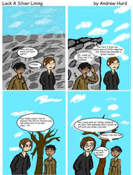 Lack A Silver Lining Page 1