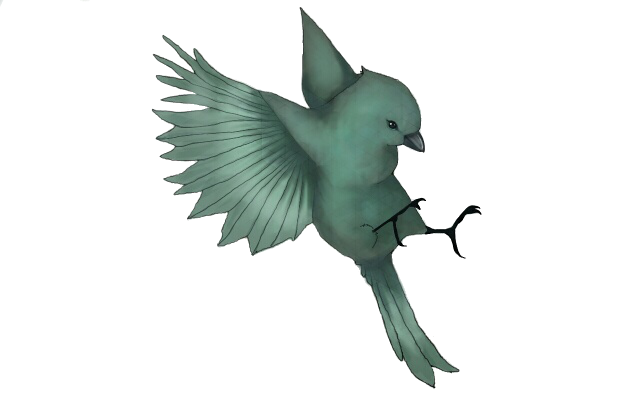 Bird by IndigoCity