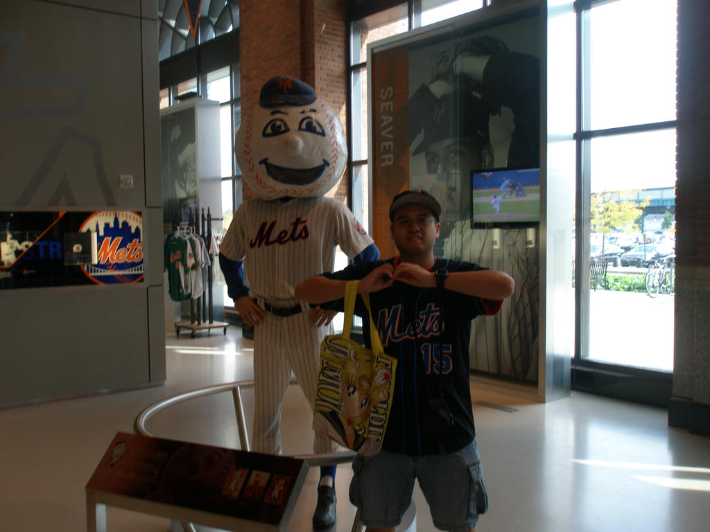 09-28-2014 - Me with Mr. Met 2 by latiasfan2004