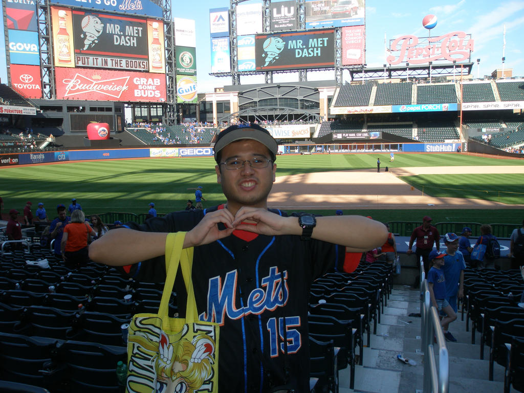 09-28-2014 - Me at a Mets Game 3 by latiasfan2004