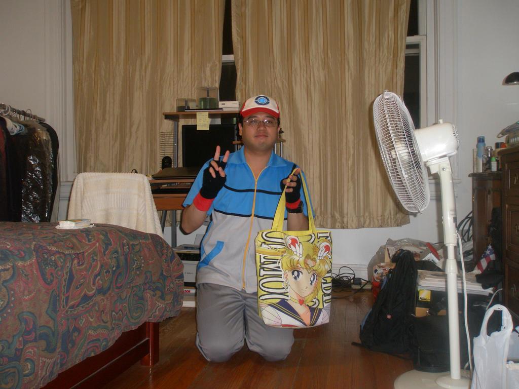 06-06-2015 - Me as Satoshi (Ash Ketchum) BW 8 by latiasfan2004