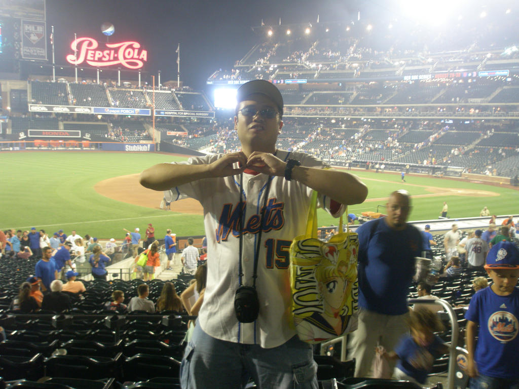 08-01-2015 - Me at a Mets Game 2 by latiasfan2004