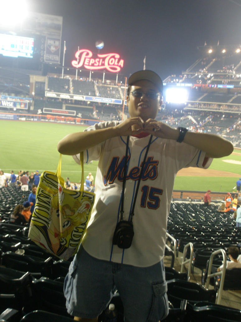 08-01-2015 - Me at a Mets Game 3 by latiasfan2004