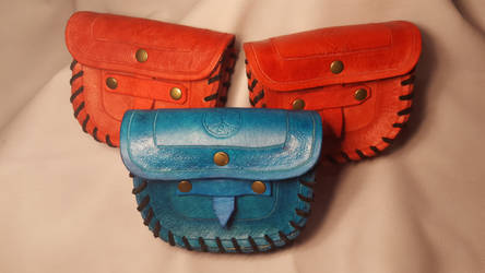 D style pouches by PracticalApplication