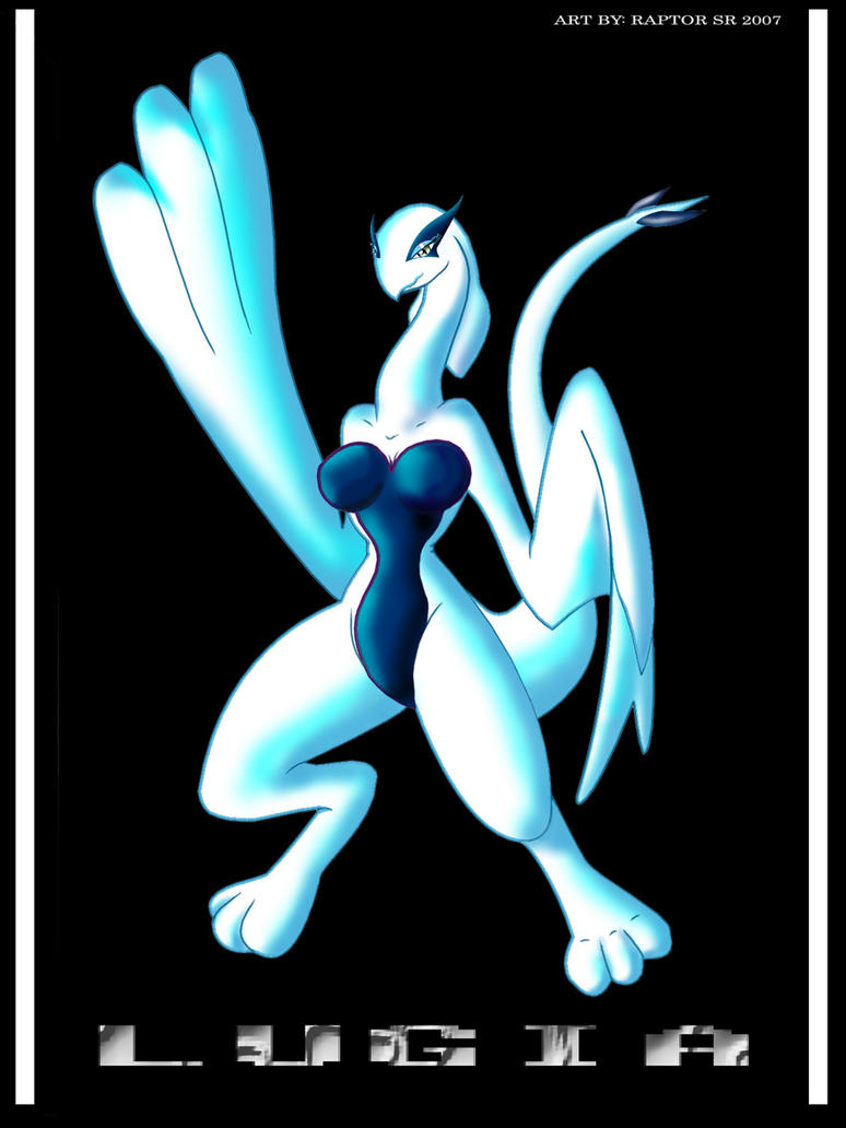 MP Lugia by raptorsr