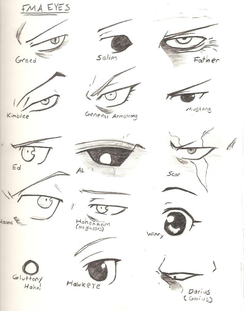 how to draw creepy anime smile