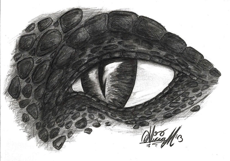 Graphite in Scales by ajbluesox