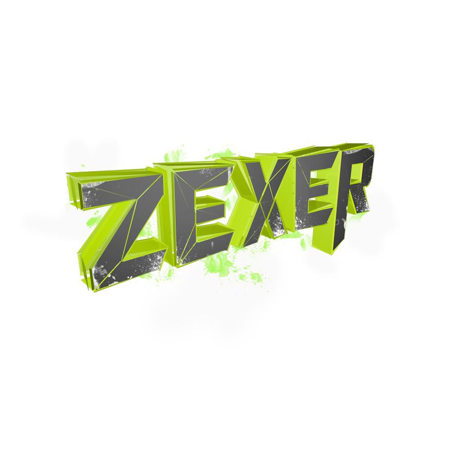 ZexeR Logo by ZexeRoSs