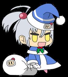 Shiro padoru (Requested) by WHIPcdmA