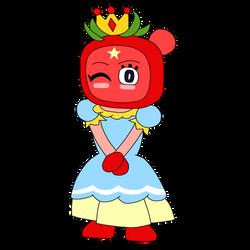 Princess tomattoe (SBR) Bomber Women Day Collab by WHIPcdmA