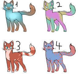 5 points adopts