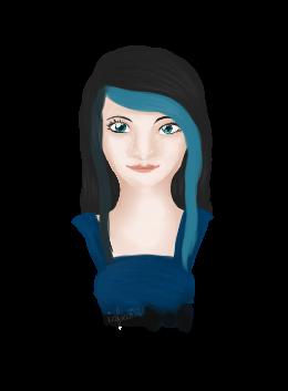 Melissa headshot by icefire8521