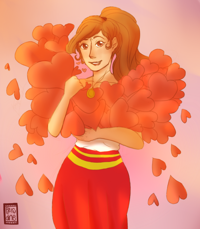 Valentina Maria by Ezrudine