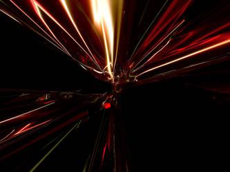 Red Shadow by RHAMIABDALLA