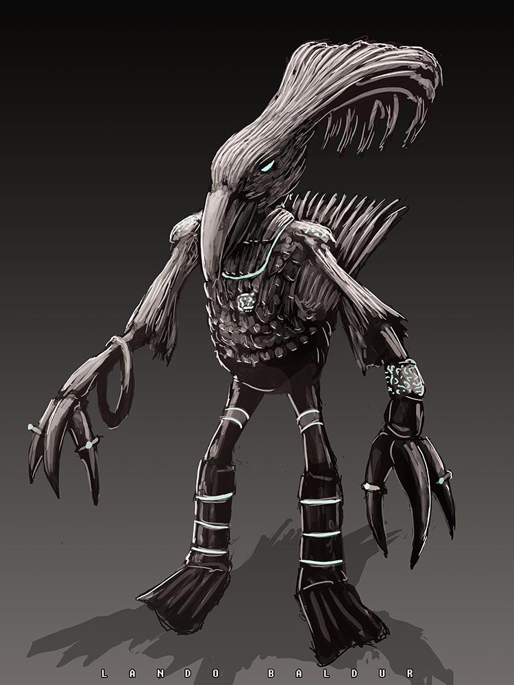 character design by landobaldur