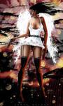 cyborg guardian angel